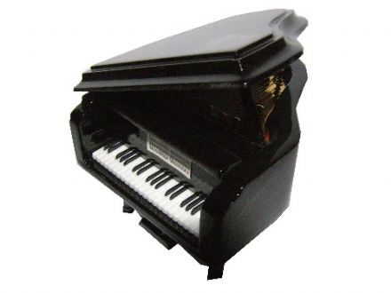 Miniature Musical Grand Piano 21009